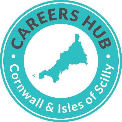 This is an image of the Cornwall and Isles of Scilly Careers Hub logo