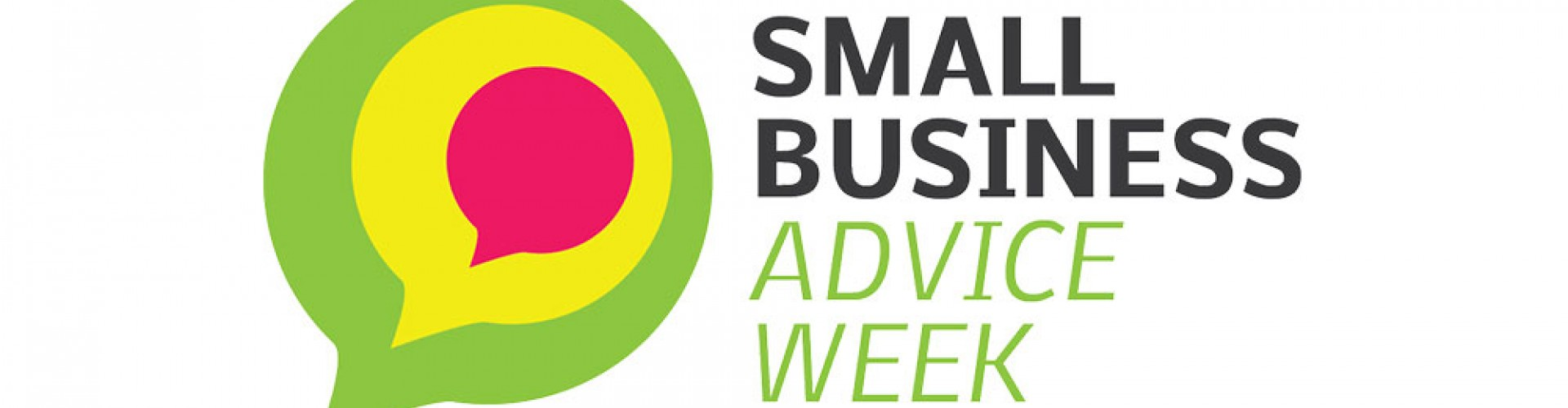 Logo Small Business Advice week|Portrait of Piers
