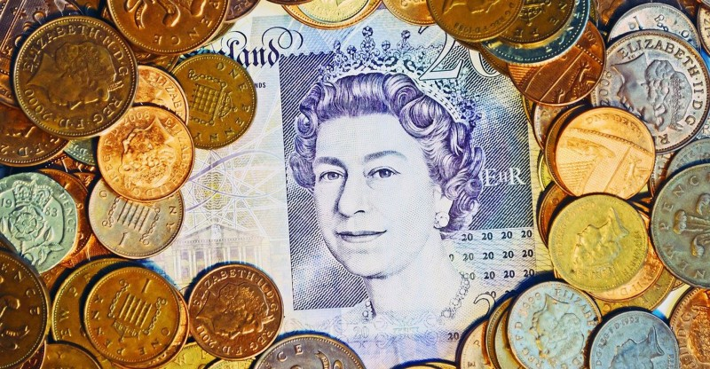 uk money coins cash